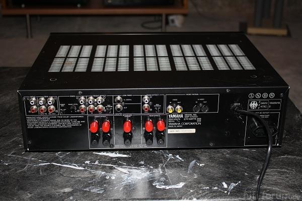 Yamaha DSP E1000