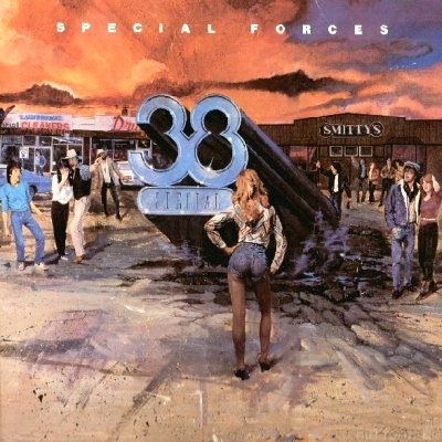 38 Special - Special Forces 1982