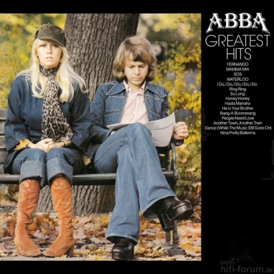 ABBA - Greatest Hits 1976