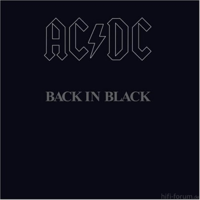 ACDC - Back In Black 1980
