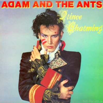 Adam and the Ants - Prince Charming 1981