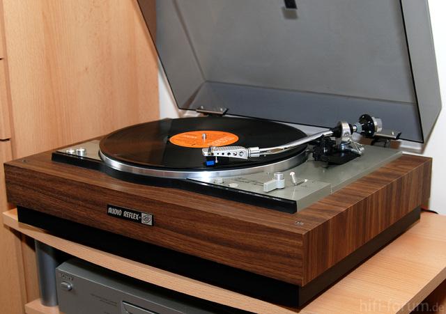 A.G.S. Audio-Reflex MR-116
