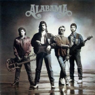 Alabama - Live 1988