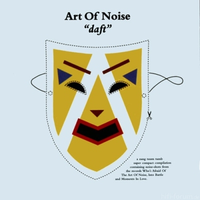 Art Of Noise - Daft  1986