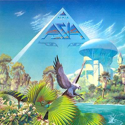 Asia - Alpha 1983