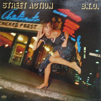 Bachman-Turner-Overdrive - Street Action 1978