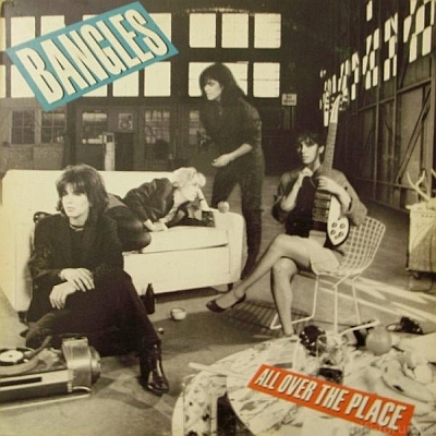 Bangles - All Over The Place 1984
