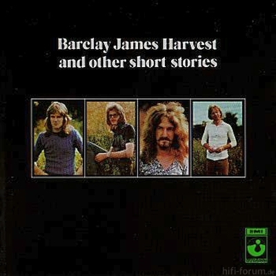Barclay James Harvest and other short Stories 1971