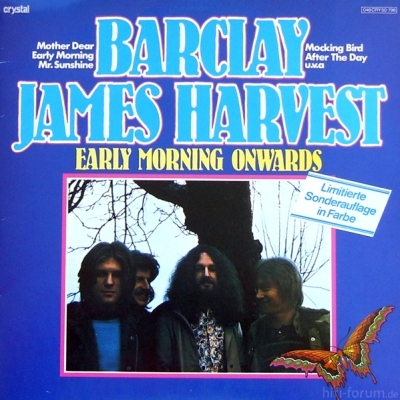 Barclay James Harvest - Early Morning Onwards 1972