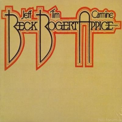 Beck, Bogert & Appice - Same 1973