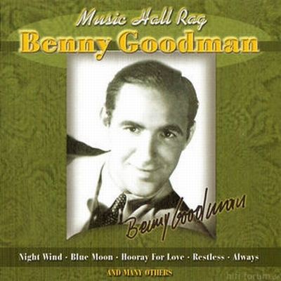 Benny Goodman - Music Hall Rag 2001