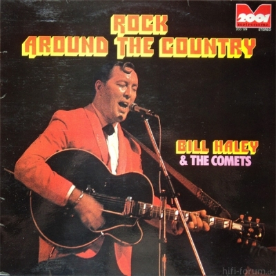 Bill Haley & The Comets - Rock Around The Clock 1972