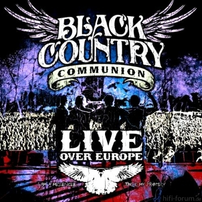 Black Country Communion - Live Over Europe 2012
