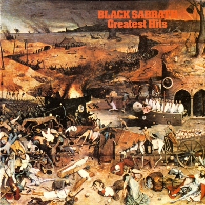 Black Sabbath - Greatest Hits 1977