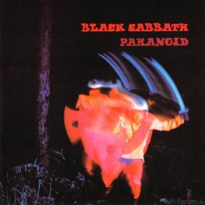 Black Sabbath - Paranoid 1970