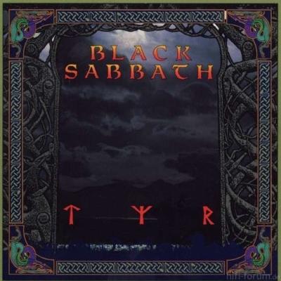 Black Sabbath - TYR 1990
