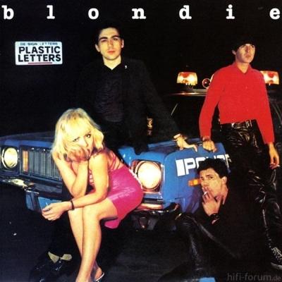 Blondie - Plastic Letters 1978