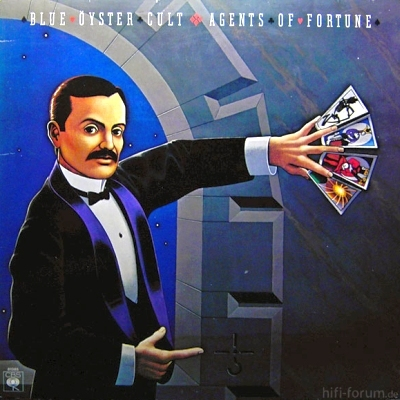 Blue ?yster Cult - Agents Of Fortune 1976