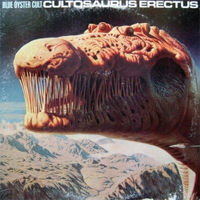 Blue ?yster Cult - Cult?saurus Erectus 1980
