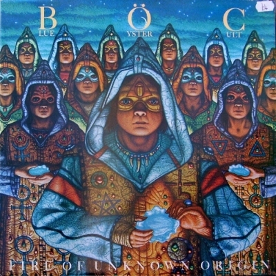 Blue ?yster Cult - Fire Of Unknown Origin 1981
