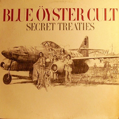 Blue ?yster Cult - Secret Treaties 1974