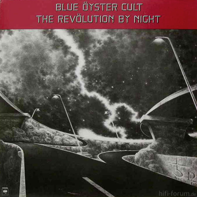 Blue ?yster Cult - The Rev?lution By Night 1983 Columbia