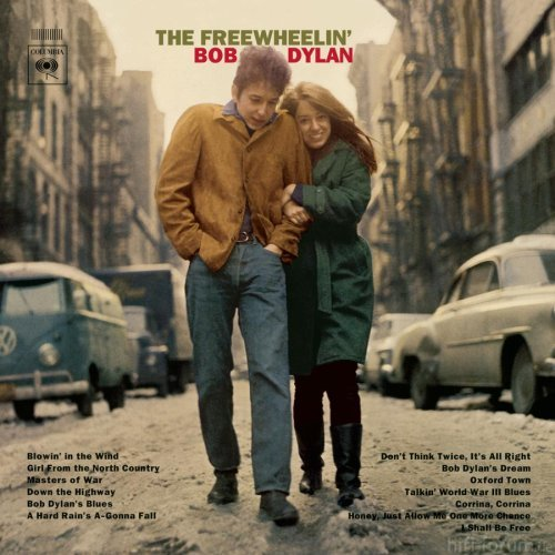 Bob Dylan - The Freewheelin' 1963_2003