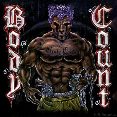 Body Count - Body Count 1989_1992