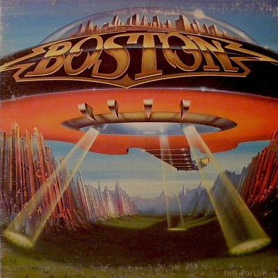 Boston - Don't Look Back 1978