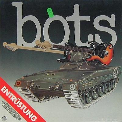Bots - Entr?stung 1981