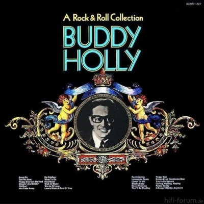 Buddy Holly - A Rock & Roll Collection 1972