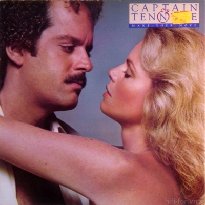 Captain & Tennille - Make Your Move 1979