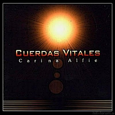 Carina Alfie   Cuerdas Vitales 2003