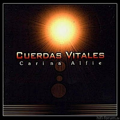 Carina Alfie - Cuerdas Vitales 2003