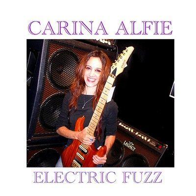 Carina Alfie   Electric Fuzz 2007
