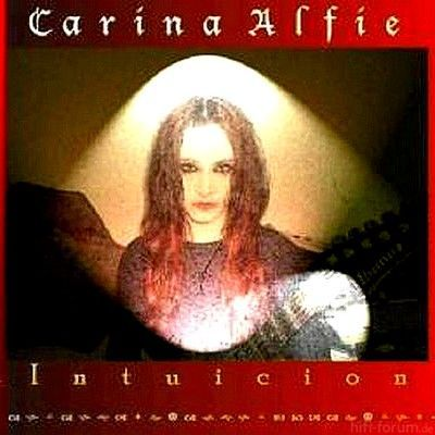 Carina Alfie   Intuicion 2005