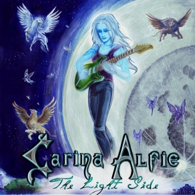 Carina Alfie - The Light Side (2009)