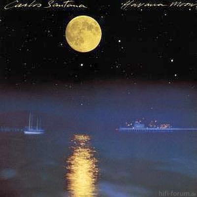 Carlos Santana . Havana Moon 1983