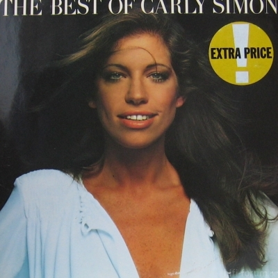 Carly Simon - The Best Of Carly Simon 1975