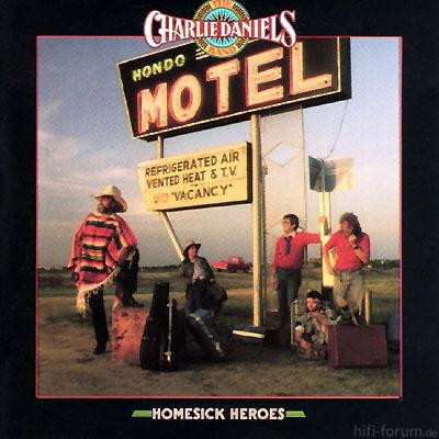 Charlie Daniels Band - Homesick Heroes 1988