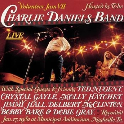 Charlie Daniels Band - Volunteer Jam VII 1981
