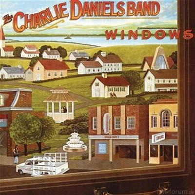 Charlie Daniels Band - Windows 1982