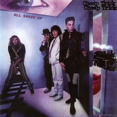 Cheap Trick - All Shook Up 1980