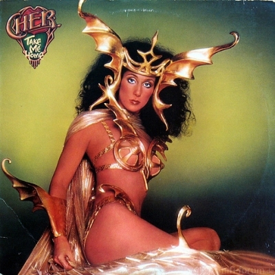 Cher - Take Me Home 1979 LP