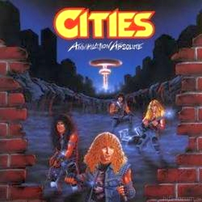 Cities - Annihilation absolute 1986
