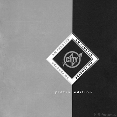 City - Am Fenster Platin Edition 1997