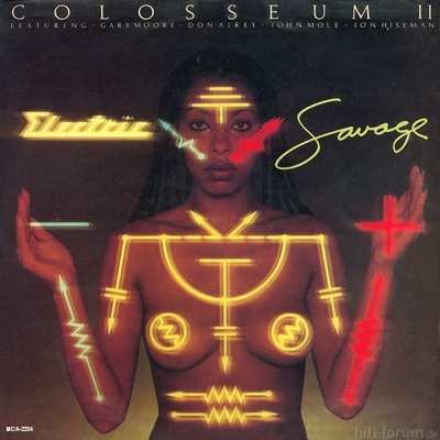 Colosseum II - Electric Savage 1977
