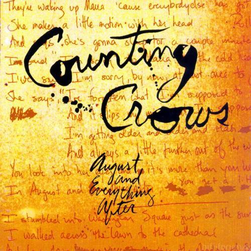 Counting Crows - August And Everything After 1993