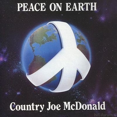 Country Joe McDonald - Peace on Earth  1984