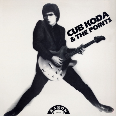 Cub Koda & The Points 1980